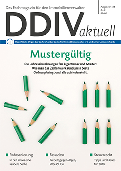 Cover DDIVaktuell 01-2018