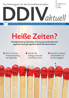 Cover DDIVaktuell 02-2018