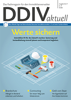 Cover DDIVaktuell 08-2017